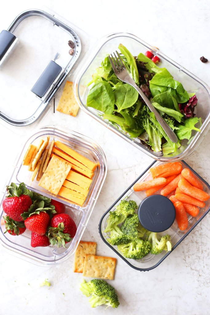 Super Easy Snack & Lunch Box Ideas