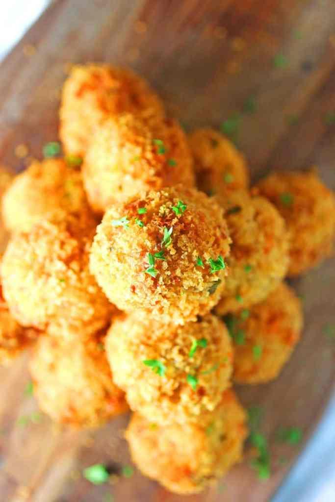 Leftover Thanksgiving Balls Recipe