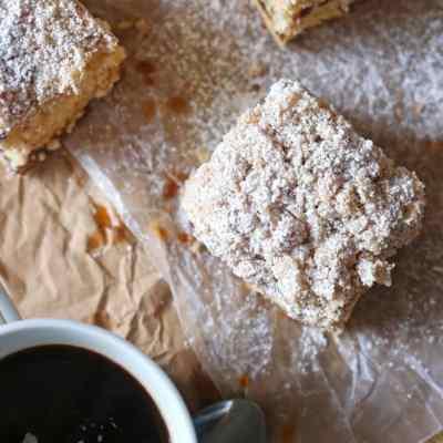 Easy Coffee Crumb Cake Recipe