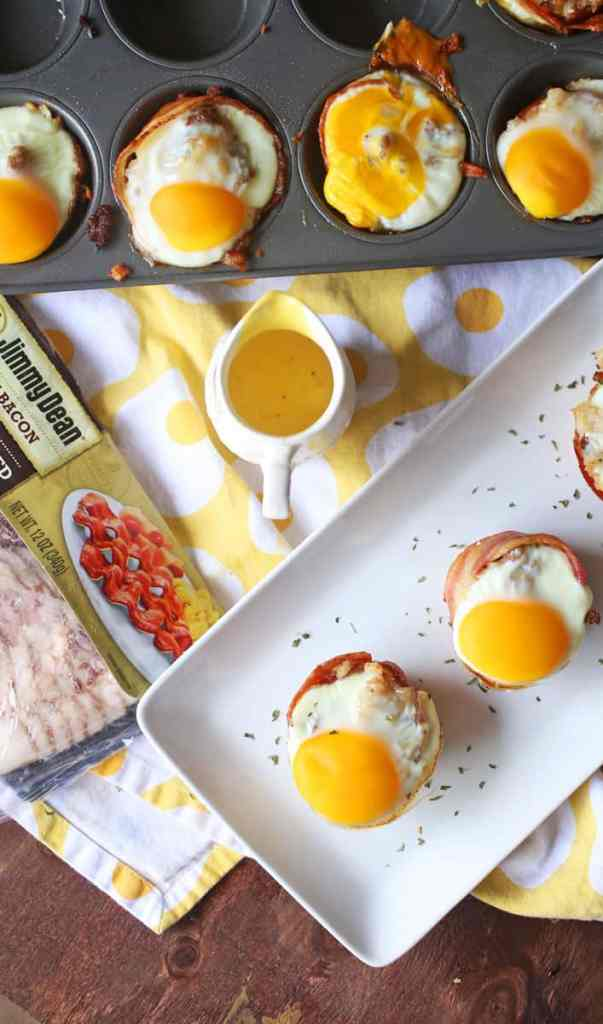 Jimmy Dean Breakfast Cups