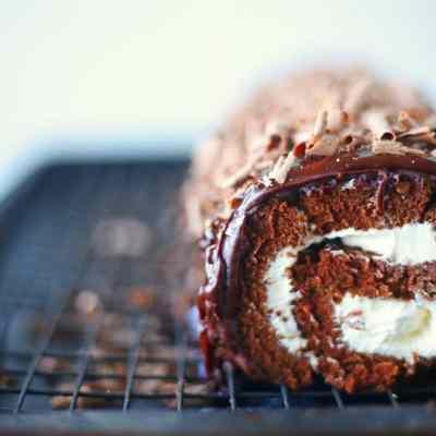 Chocolate Swiss Cake Recipe