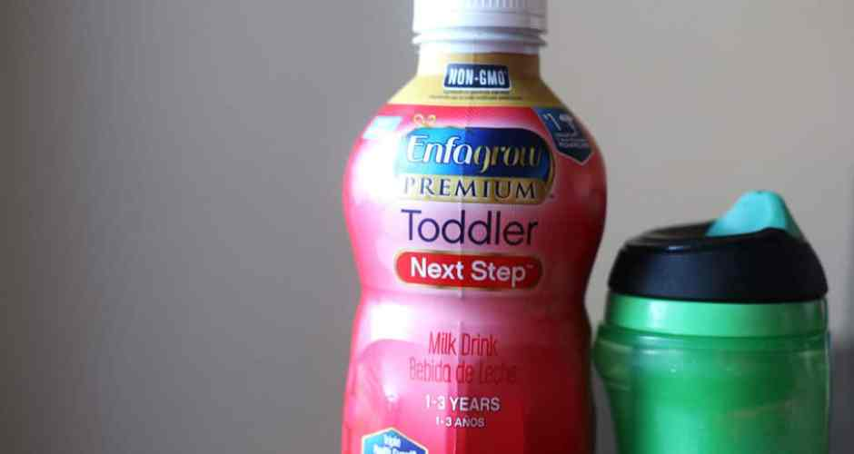 Nutrition for My Toddler
