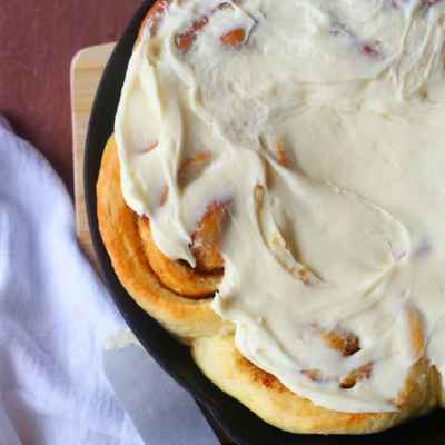 The Easiest Cinnamon Rolls Recipe EVER