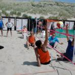 Para 3×3 beachvolleybaltoernooi 2017