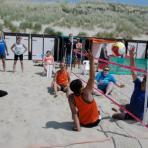 Para 3×3 beachvolleybaltoernooi 2018