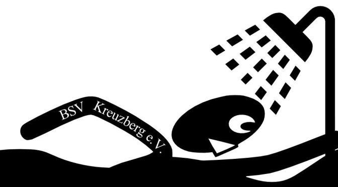 Kreuzberger Badewannen – Cup für Masters