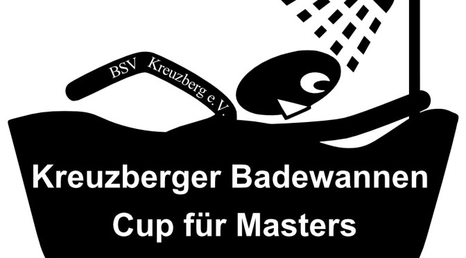 Impressionen Badewannen Cup 2016