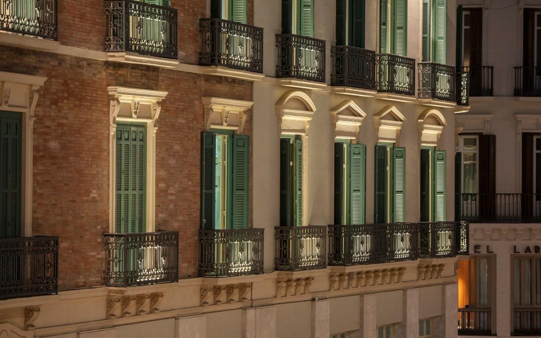 Reunión del grupo europeo Perspective Architectural Group en Málaga