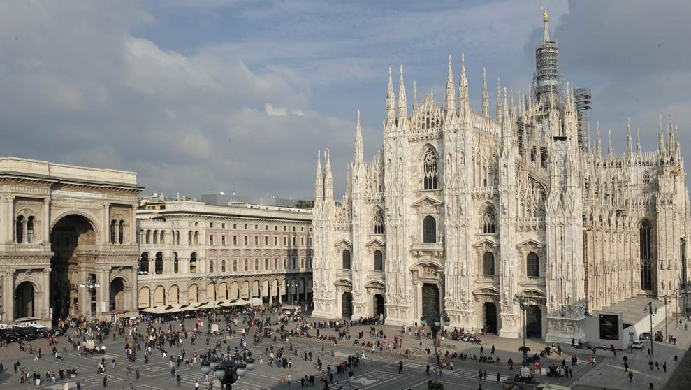Reunión del grupo europeo PSP en Milán