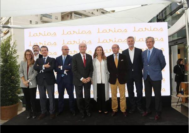 Inauguración Centro Larios tras la reforma llevada a cabo por BSV Arquitectos y L35 Arquitectos