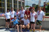 Behindertensport Schwimmen sterreichische ...
