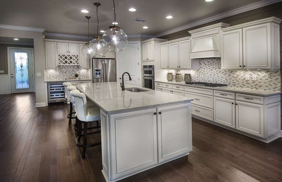 outdoor kitchen construction plans log cabin cabinets new homes at del webb - an active adult retirement ...