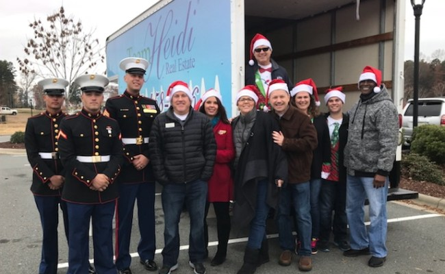 The Teamheidi Toys For Tots Toy Drive Was A Success