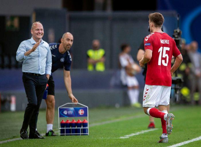 Blandt Europas varmeste: Dansk EM-helt i Manchester Uniteds ...