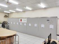 Food processing laboratory