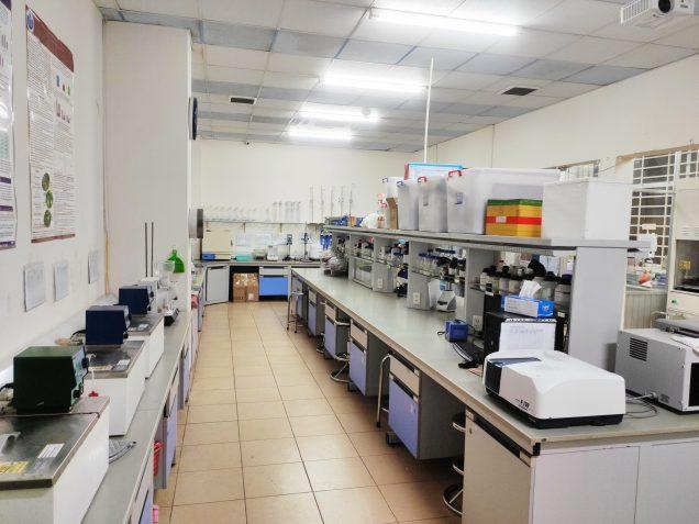Food engineer laboratoty