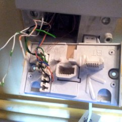 Bt Telephone Extension Socket Wiring Diagram Dodge Electronic Ignition Help Needed With Master - Community