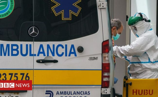 Spain S Coronavirus Death Toll Jumps By 514 Best24news