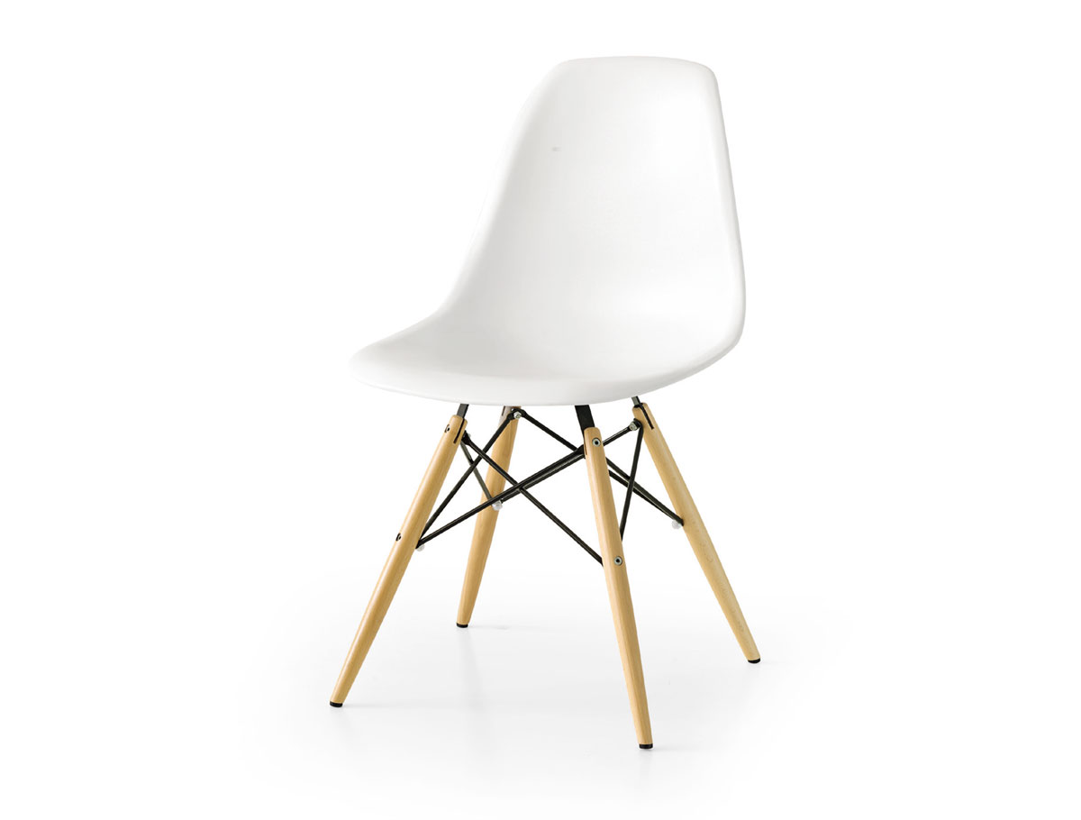 Metal Chairs Art 113 White Plastic Chair Wood Metal Frame