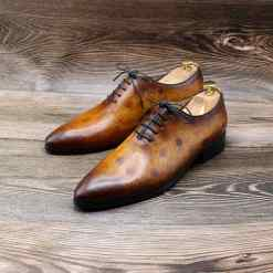 Giày Oxford Patina Btahome PA 008-19