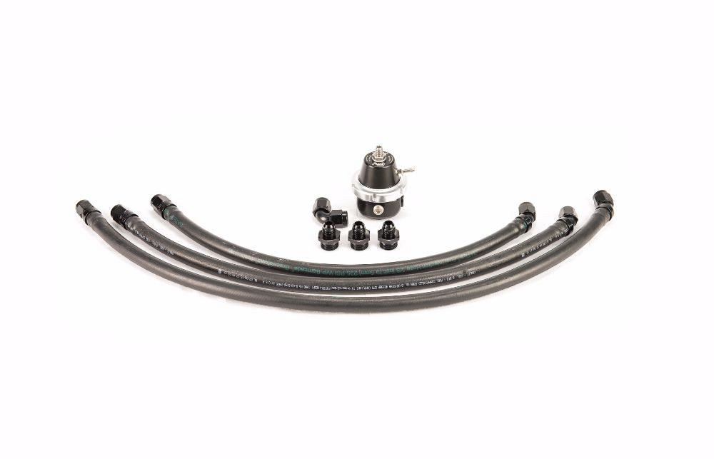 Stage 2 Fuel System Fitting Kit (suits Ford Falcon BA/BF