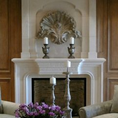Kitchen Phone Tables With Bench Italian & Tuscan Stone Fireplace Mantels - Bt ...