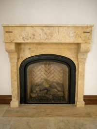 Mission & Spanish Revival Fireplace Mantels