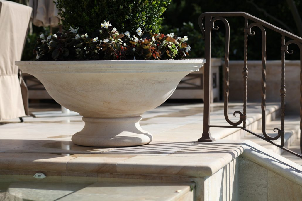 Planters  Finials  BT Architectural Stone