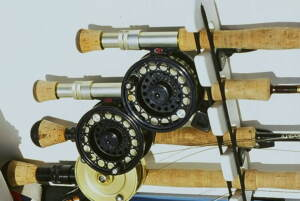 A Full Quiver of BTB Fly Rods - not needed to get started, but nice to have