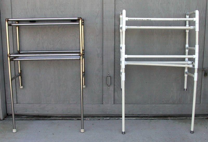 The Rack, versions 1 and 2