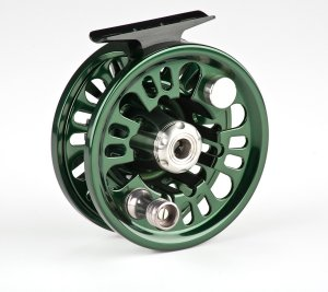 Abel Quick Change reel - A bit pricey for a starter outfit, but worth it!