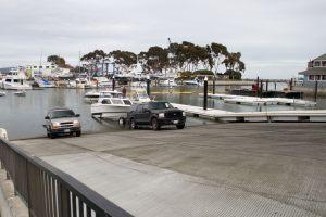 Dana Point Harbor Launc Ramp