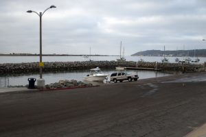 Shelter Island Launch Ramp and Turning Basin