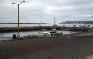 Shelter Island launch ramp