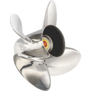 Are Stainless Props Worth the Money?   Ocean Skiff Journal