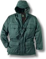 What to Wear - Cabelas Packable Rain jacket