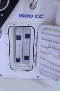 PowerSkiff - Console storage