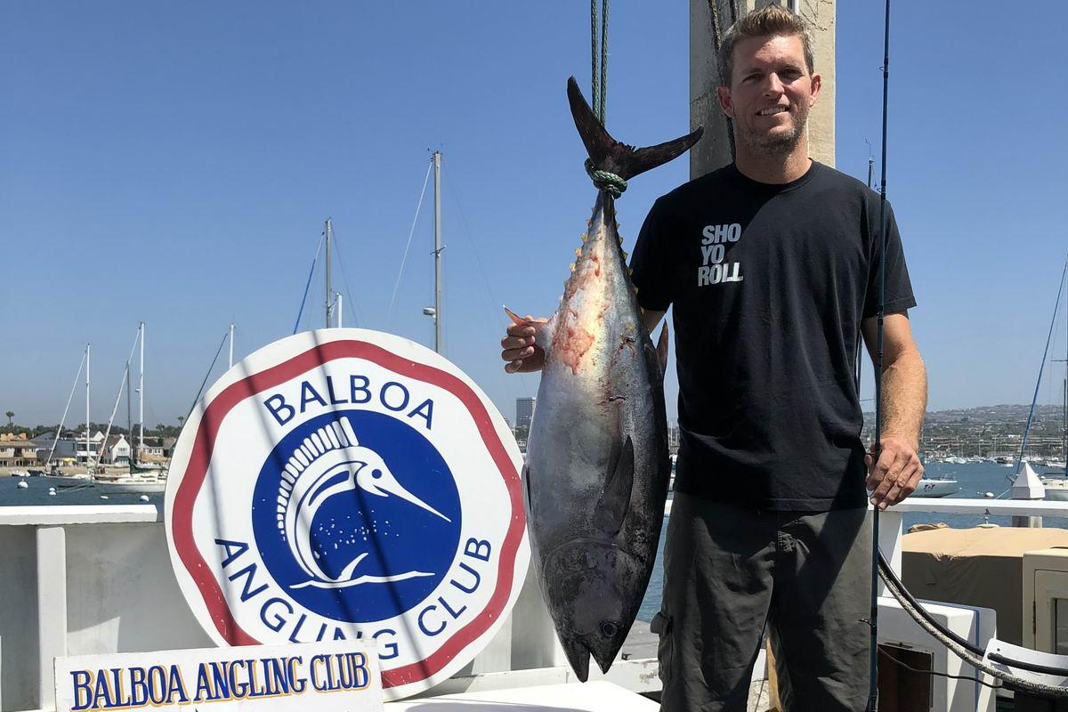 Mason Stoller's potential WR Pacific Bluefin Tuna