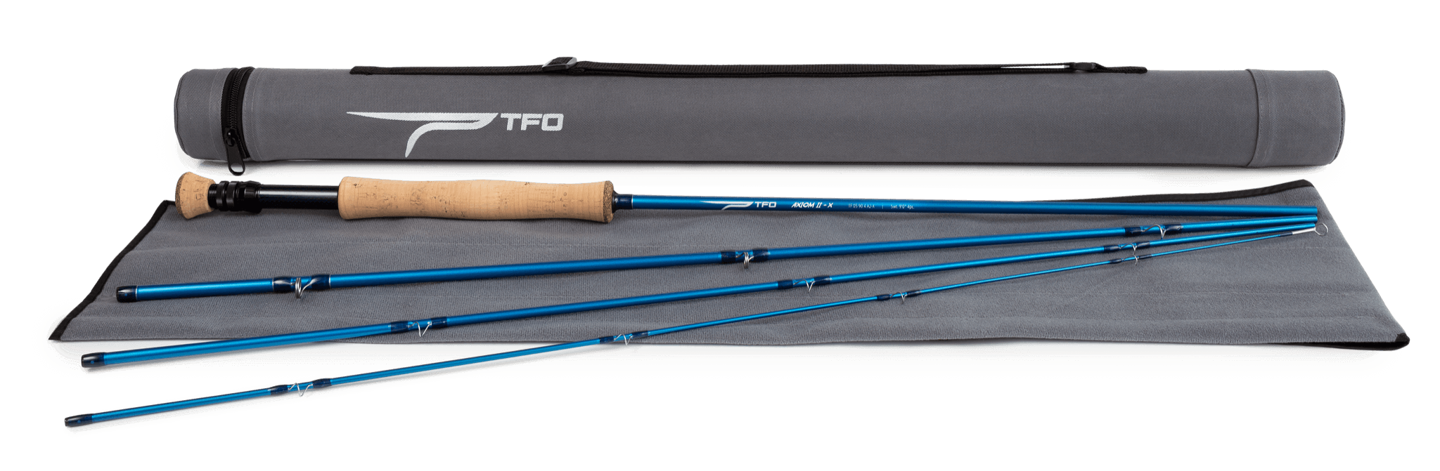 TFO Axiom II-X - one of the possible prizes for Mylar Summer Pickup contestants!