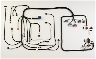 wiring harness gm vortec 1996 01 5 7l v8 sfi w 4l60e or 4l80e rh btbprod com GM Wiring Harness Diagram Engine Wiring Harness