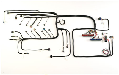 wiring harness gm vortec 1999  4l60e