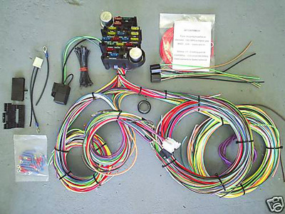 WIRING HARNESS V8 12-CIRCUIT NON-KE COLUMN EZ - BTB Products on easy wiring connectors, easy wiring manual, easy pump, easy wiring kit, easy body harness, easy wiring diagrams,