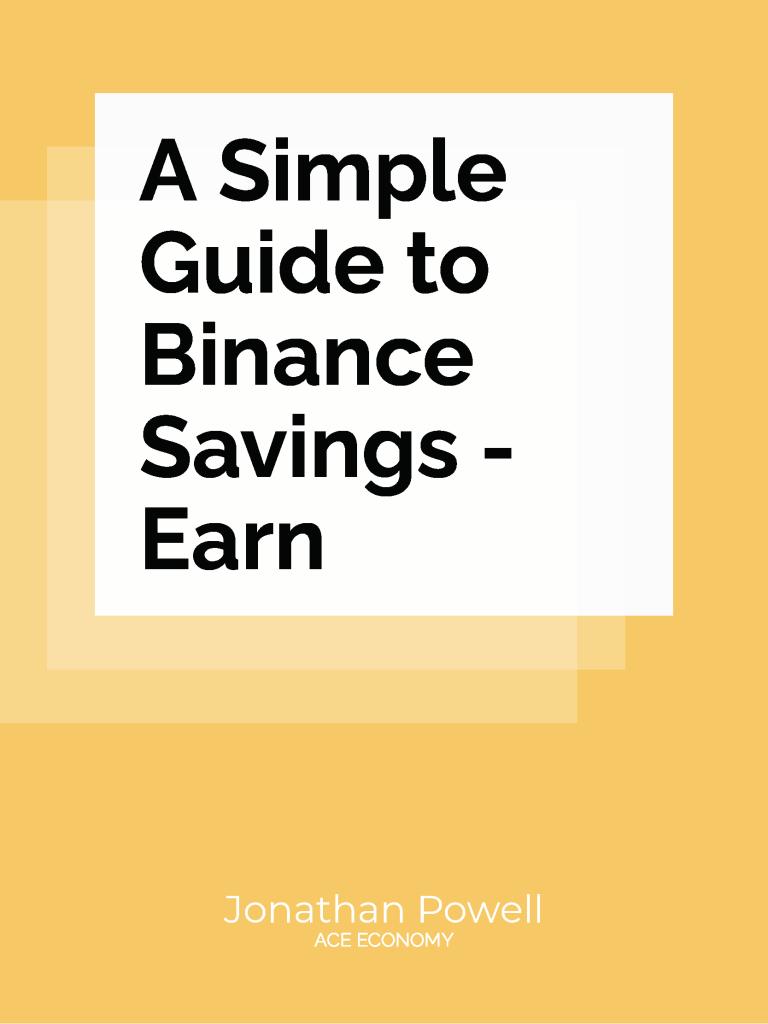 binance-savings-guide