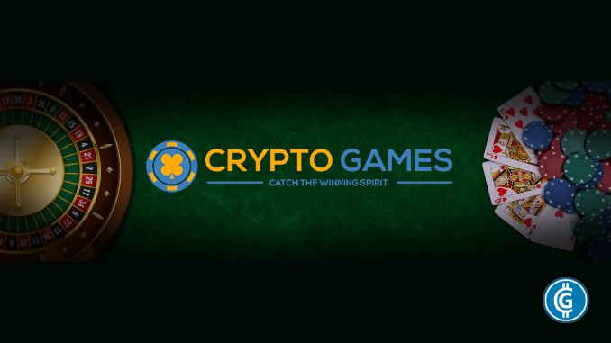 Online casino with cryptocurrency