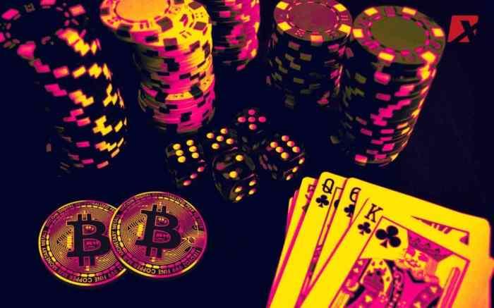 Crypto wild west