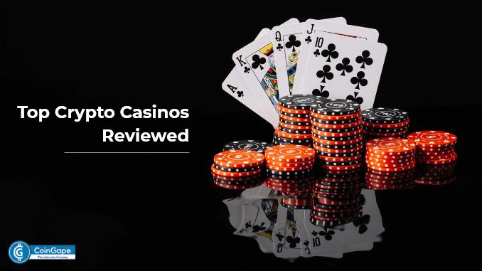 Top five online bitcoin casinos