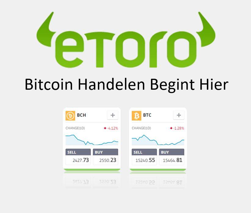 Bitcoin trading – handelen in bitcoins!