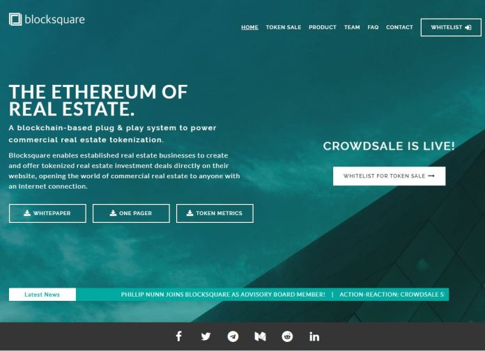 Blocksquare whats to come