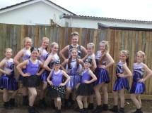School Majorette Uniform