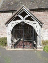 Stanton Long Church - Exterior